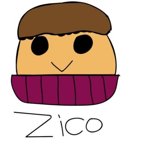 Pleas enjoy this drawing of K-pop artist, Zico